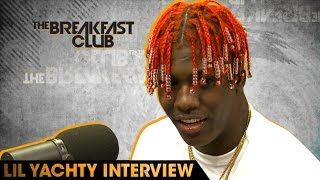 Video Lil Yatchy Interview With The Breakfast Club (6-30-16) MP3, 3GP, MP4, WEBM, AVI, FLV Maret 2018
