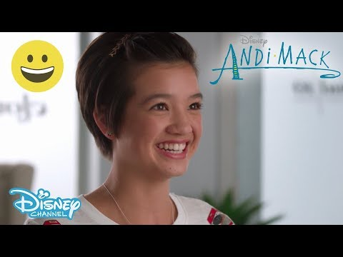 Andi Mack |  Season 3 Episode 15 - First 5 Minutes 😀| Disney Channel UK