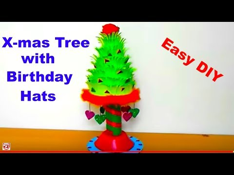 Birthday wishes for best friend - Best crafts ideas from Kids Party Hats  Make an amazing showpiece out of used Birthday Cap