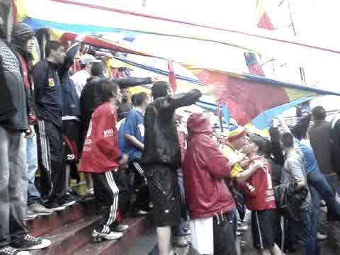 vamos colegiales que tenes qe ganar - La Banda del Tricolor - Colegiales - Argentina - América del Sur