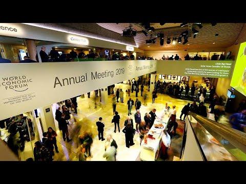 Νταβός: Κυρίαρχη η ανησυχία για την παγκόσμια οικονομία…