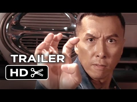Kung Fu Killer Official Trailer 1 (2015) - Donnie Yen Movie HD
