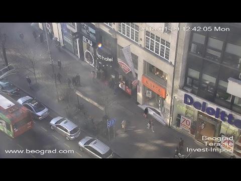 Live-Cam: Serbien - Belgrad - Stadtzentrum - Webcam