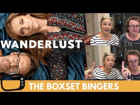 Wanderlust Ep.3 (BBC2 Toni Collette Series) Nadia Sawalha & Family Live Review