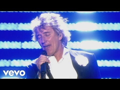 Rod Stewart - Blue Moon
