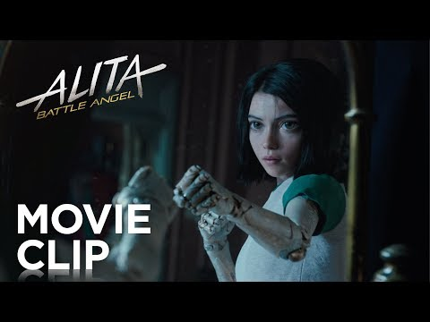 Alita: Battle Angel - Movie Clip Latest Video in Tamil