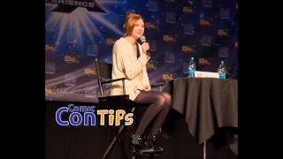 Audio from the Karen Gillan panel from Salt Lake Comic Con FanX 2015 held on 1/29/15.