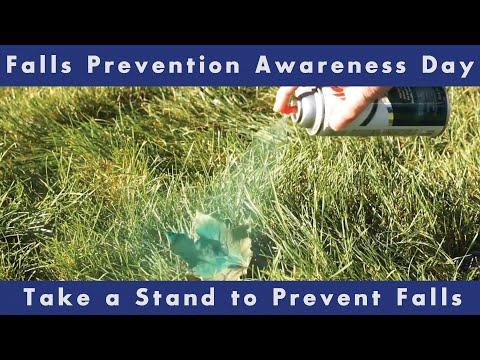 Falls Prevention Awareness Day 2015