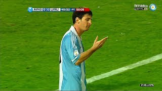 Messi Destroying Big Teams with National Team Argentina