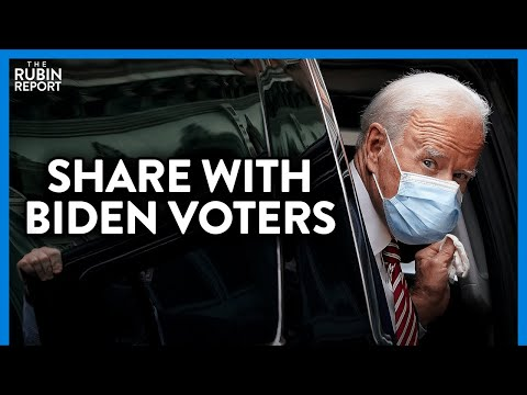 Is News Media Ignoring These Biden Clips? Is It Gaffes or Dementia? | DIRECT MESSAGE | RUBIN REPORT