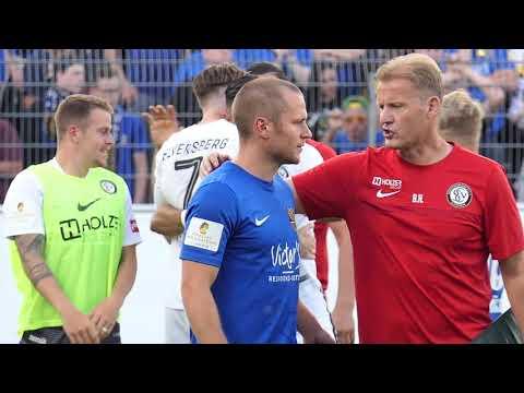 Elversberg siegt in denkwürdigem Pokalfinale gegen Saarbrücken