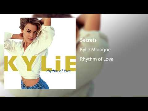 Kylie Minogue - Secrets (Official Audio)