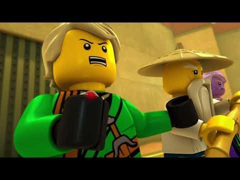 LEGO NINJAGO الموسم الرابع - الحلقة 9: أعظم المخاوف