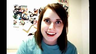Overly Attached Girlfriend stares at you for ten minutes