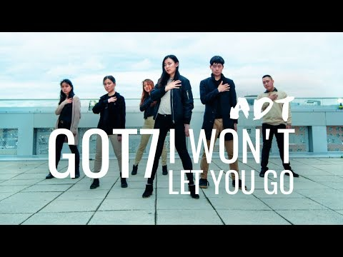 [MIT ADT] GOT7 - I WON'T LET YOU GO Dance Cover