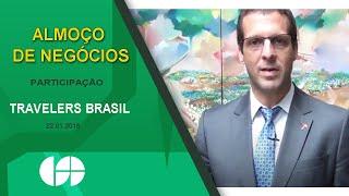 Almoço de Negócios com a participação da Travelers Seguros Brasil