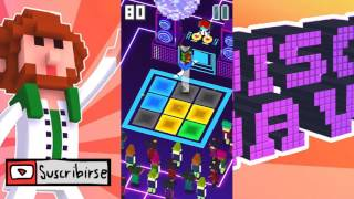 """Hey, Dave here. Disco Dave!Are you ready for some 70s' disco fever with me and the rest of the gang?""""Features: - Get a short & intense dance-out!- Perform color combos and make the crowd go wild- Relive the 70s' on the dance floor- Super cute voxel graphics- Unlock the whole disco gang of characters!iTunes download: https://itunes.apple.com/nl/app/disco...Android download: https://play.google.com/store/apps/de...http://stereoload.com/king-step-promotion/dugong-cody-sorenson-forever-king-stepFree download: https://www.toneden.io/matthewros/pos..."""