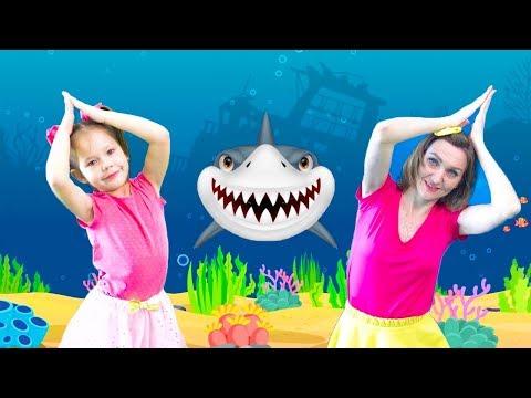 Bébé Requin À Bébé Chanson | Comptines Et Chansons Pour Les Enfants