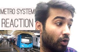 Video Pakistani Reaction | 10 Largest Metro Train Systems in India (2018) MP3, 3GP, MP4, WEBM, AVI, FLV Desember 2018