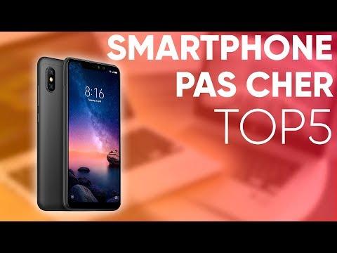 TOP5 : MEILLEUR SMARTPHONE PAS CHER (2019)
