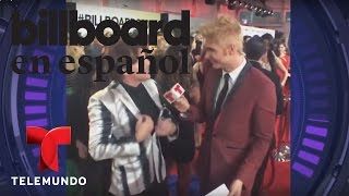 Fanny Lu y Arthur Hanlon hablan de moda y de su gran presentación en los Premios Billboard 2016 videos