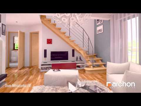 Дом Миниатюрка - Увлекательнaя прогулкa - проект ARCHON+