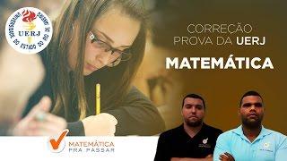 Acompanhe com o tio Marcão e o tio Renato a correção da parte de matemática do 1º Exame de Qualificação da UERJ. A parte de matemática compreende das ...