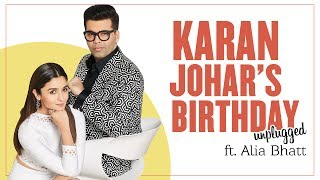 Here's what went down when Karan Johar went LIVE for the first time on his 45th birthday. Joining the celebrations was Alia Bhatt, who left no stone unturned to make the day special for him. It was fun, madness & bundles of laughter all wrapped into one heart-filling session. Check it out!Subscribe for Regular Updateshttp://goo.gl/tBtxttLike us on http://www.facebook.com/DharmaMoviesFollow us onhttp://www.twitter.com/DharmaMovieshttps://www.instagram.com/dharmamoviesCircle us on Google+https://plus.google.com/+DharmaMovies