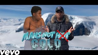 image of DTG ft. Big Shaq - Mans Not Cold (MANS NOT HOT Remix)