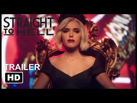 Chilling Adventures of Sabrina Straight to hell  music Video -  on Netflix