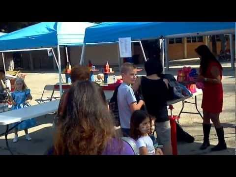 Healthy Families Day at SCU
