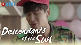 Video Descendants of the Sun - EP1 | Lee Kwang Soo Cameo [Eng Sub] MP3, 3GP, MP4, WEBM, AVI, FLV April 2018