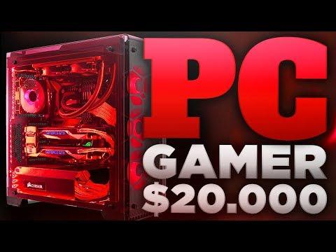 Presupuesto PC Gamer por $20.000 Pesos Argentinos para Jugar TODO! PC de Gama Media para Juegos 2018