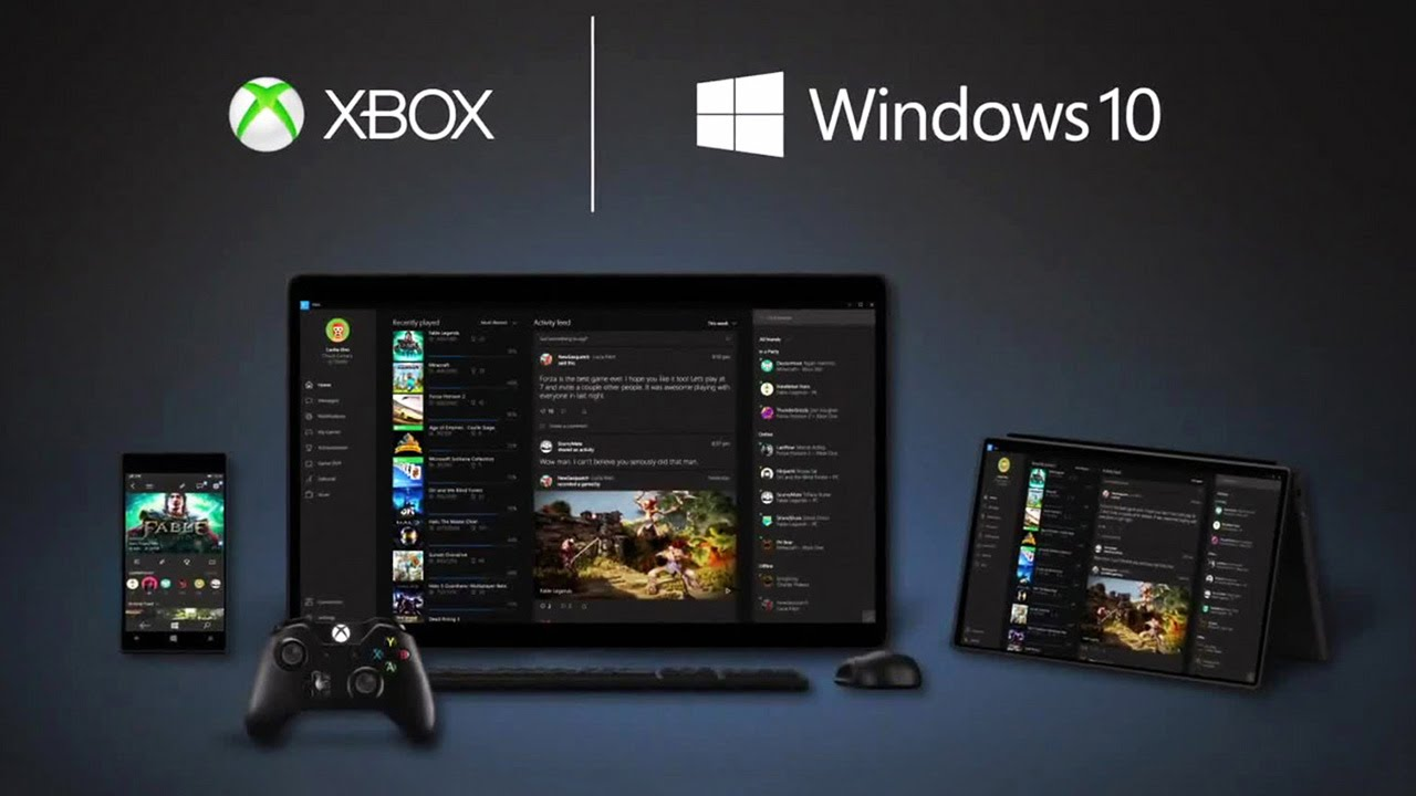 Xbox One – Windows 10 Trailer #VideoJuegos #Consolas