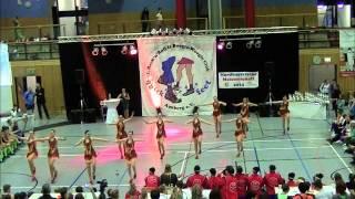 Young Sensation - Nordbayerische Meisterschaft 2014