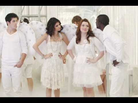"""Dancing with Angels "" - 8 episode of Wizards of Waverly Place Season 4"