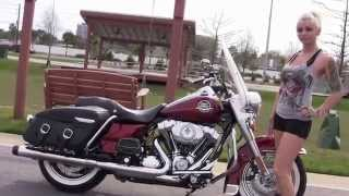 3. Used 2010 Harley Davidson Road King Classic Motorcycles for sale in Navarre FL