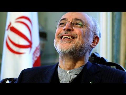 Ιράν: Ο επικεφαλής της Αρχής Ατομικής Ενέργειας στο euronews…