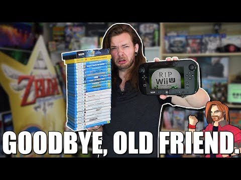 My Farewell To The Nintendo Wii U | NEVER FORGET