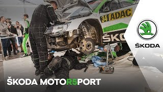 Have you ever seen our technicians doing magics? No? Look how they repaired terribly damaged Tidemand's car after the...