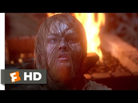 The Man in the Iron Mask (2/12) Movie CLIP - Philippe Is Freed From the Iron Mask (1998) HD