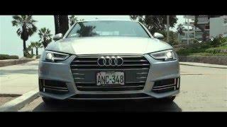 Audi A4: una nueva gama de motores