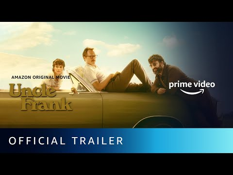 Uncle Frank - Official Trailer   Paul Bettany, Sophia Lillis, Peter Macdissi   Amazon Prime Video