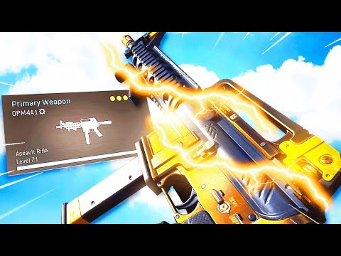 SECRET M4A1 CLASS SETUP is OVERPOWERED in Season 3 Warzone!
