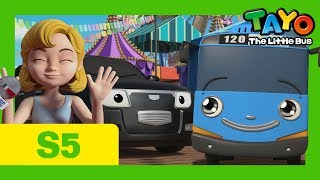 Video Tayo S5 EP16 l The little buses go to America Part 2 l Tayo the Little Bus MP3, 3GP, MP4, WEBM, AVI, FLV Maret 2019