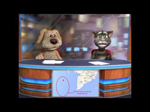 Thời Sự Chó&Mèo - Số 10 - Nguyễn Chánh Tín - Máy Bay Malaysia - Triều Tiên - Cá Mập Khánh Hòa