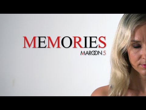 "Maroon 5  ""Memories"" Cover by Anastasia Soina"
