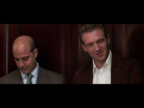 Maid In Manhattan (2002) - Ty and Chris meets in elevator