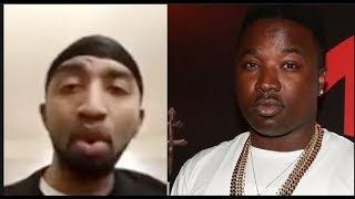 Mysonne Blasts Troy Ave For Acting Like He Doesn't Have Blame In Taxstone Irving Plaza Incident