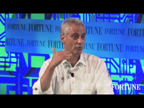 Rahm Emanuel on the 2016 presidential election | Fortune